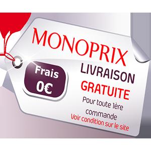 bon de réduction Monoprix
