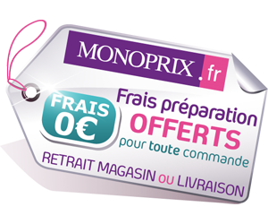 bon de réduction Monoprix