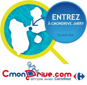 Carrefour Drive Jarry cmondrive aux Antilles